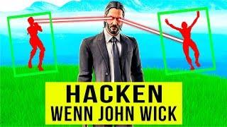 Wenn JOHN WICK HACKEN tut ..