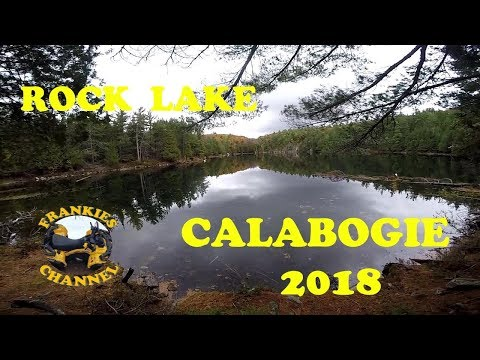 Calabogie 2018 - Rock Lake