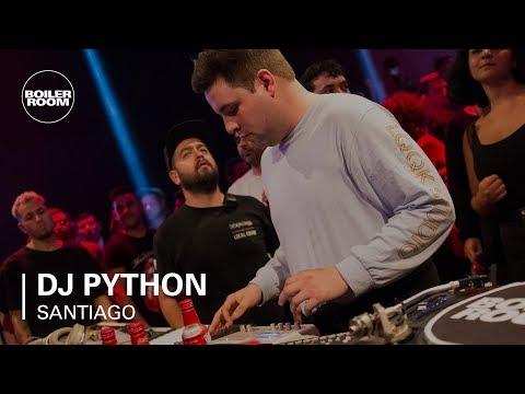 DJ Python's Deep Reggaeton Mix Boiler Room BUDx Santiago