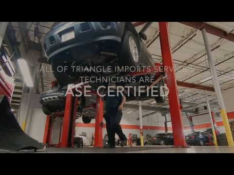 Triangle Imports Service | Meet Pablo - ASE Certified Technician