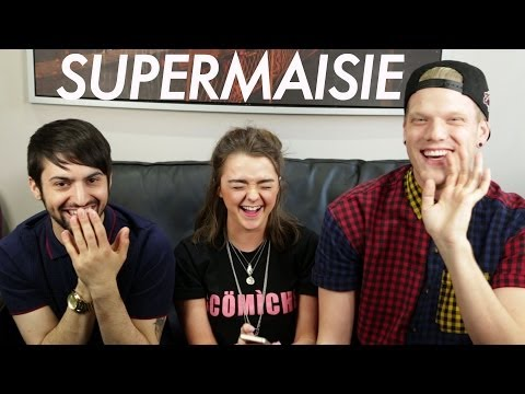 Cards Against Humanity Feat Maisie Williams Doovi
