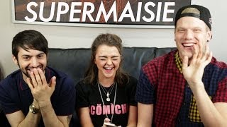 SUPERMAISIE (feat. Maisie Williams)