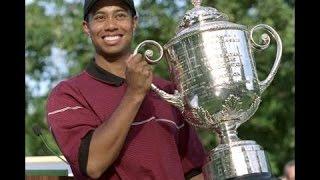 1999 PGA: Vintage Tiger Woods ✰56