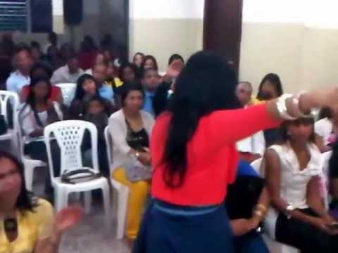 Predica Pastora Nancy Peña