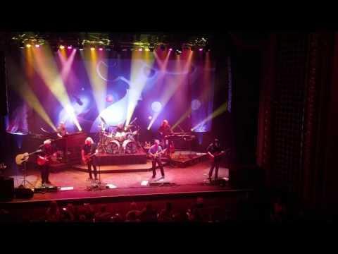 Kansas Carry on Wayward Son Live Milwaukee Pabst Theater 11/03/16