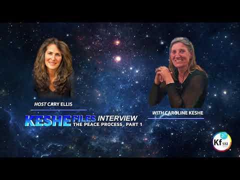 Keshe Files: World Peace Process with Caroline Keshe, Part 1