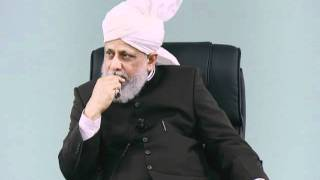 Gulshan-e-Waqfe Nau (Nasirat & Lajna) Class: 28th September 2011 (Urdu)