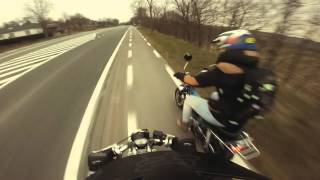 Dax Ride 50cc Zhenhua ft.Skyteam (song: MGK - Invincible) GoPro