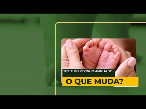 TESTE DO PEZINHO AMPLIADO: O QUE MUDA?