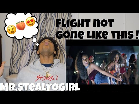 *I STOLE FLIGHT GIRL FROM HIM* Taylor Girlz Big Ole Booty Official Video (REACTION)