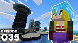 Hermitcraft 7 035 | UPGRADING THE MAIN BASE!! 😏