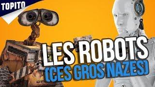 TOP 5 DES TRUCS QUE LES ROBOTS SAVENT PAS ENCORE FAIRE, POUR LE RESTE ILS SONT BALÈZES