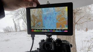 HS7 Bright Field Monitor - PortKeys 700 NIT Supports 4K