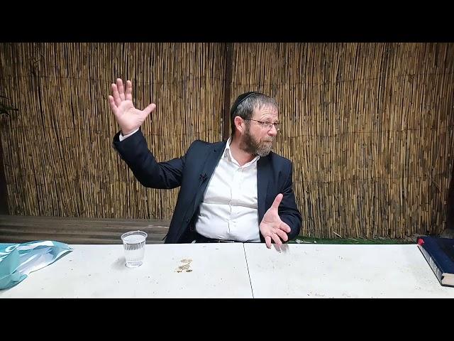 ליל הסדר - הרב יהודה וכסלבויים