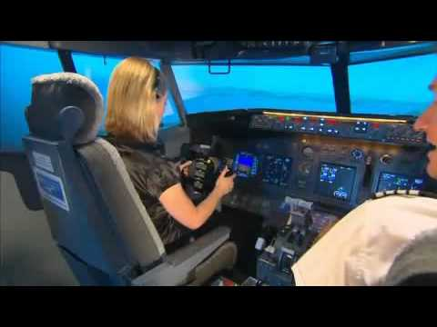 Flight Experience WA On Perths A Current Affair TV Showmp4