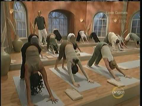Inhale Yoga with Steve Ross Episode 5-4