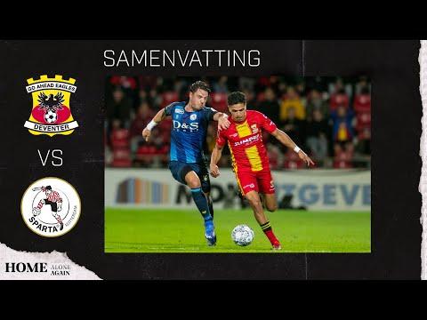 G.A. Eagles Sparta Rotterdam Goals And Highlights