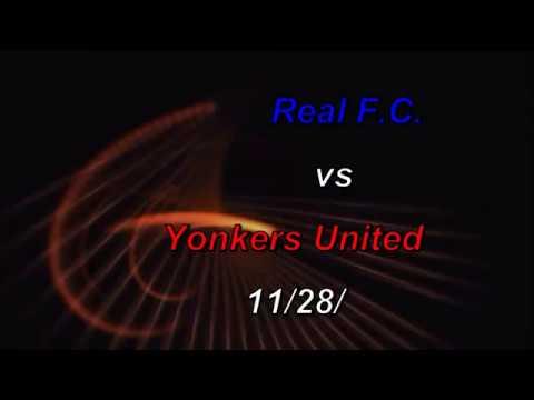 Real FC vs Yonkers United 11 18 2017