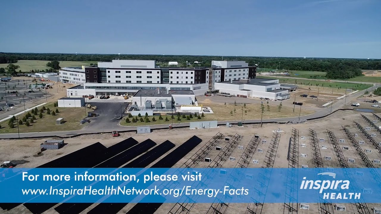 Energy Facts - Inspira Health Network