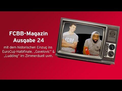 FC Bayern Basketball-Magazin, Ausgabe 24