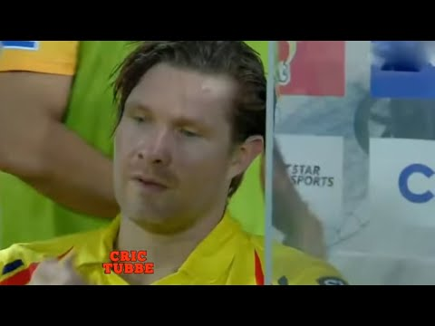 Shane Watson Crying After CSK Lose The IPL 2019 Final Match | Shane Watson Injury | CSK VS MI Match