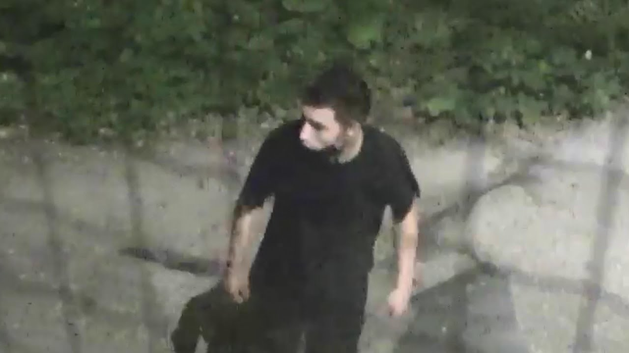 Do You Know This Man? Call Police