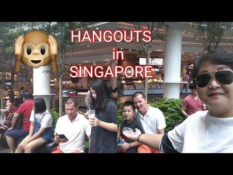 Cooking Mama Hangouts with Family and Friends in Singapore