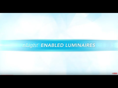 Nlight Lighting Controls Platform Part 4 Enabled Luminaires And Control Devices