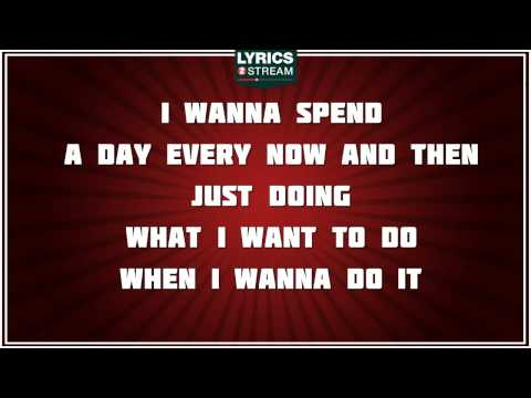 I Wanna Do It All - Terri Clark tribute - Lyrics