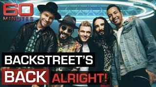 World's biggest boyband Backstreet Boys is back! | 60 Minutes Australia