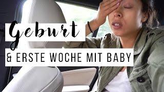 ES GEHT LOS! Unsere Geburt & erste Woche mit Baby | Eileena Ley