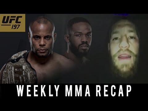 Weekly MMA Recap, Cormier VS Jones 2 Announced For UFC 197, Hendricks VS Thompson Results & More