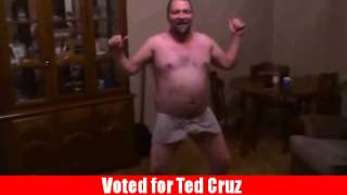 Voted for Ted Cruz