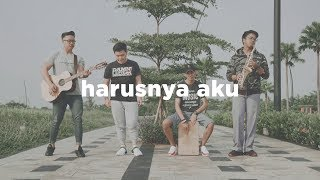 Gambar cover Armada - Harusnya Aku (eclat acoustic cover)