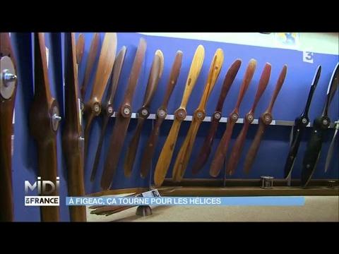 Ratier, fabricant d'hélices de haut vol