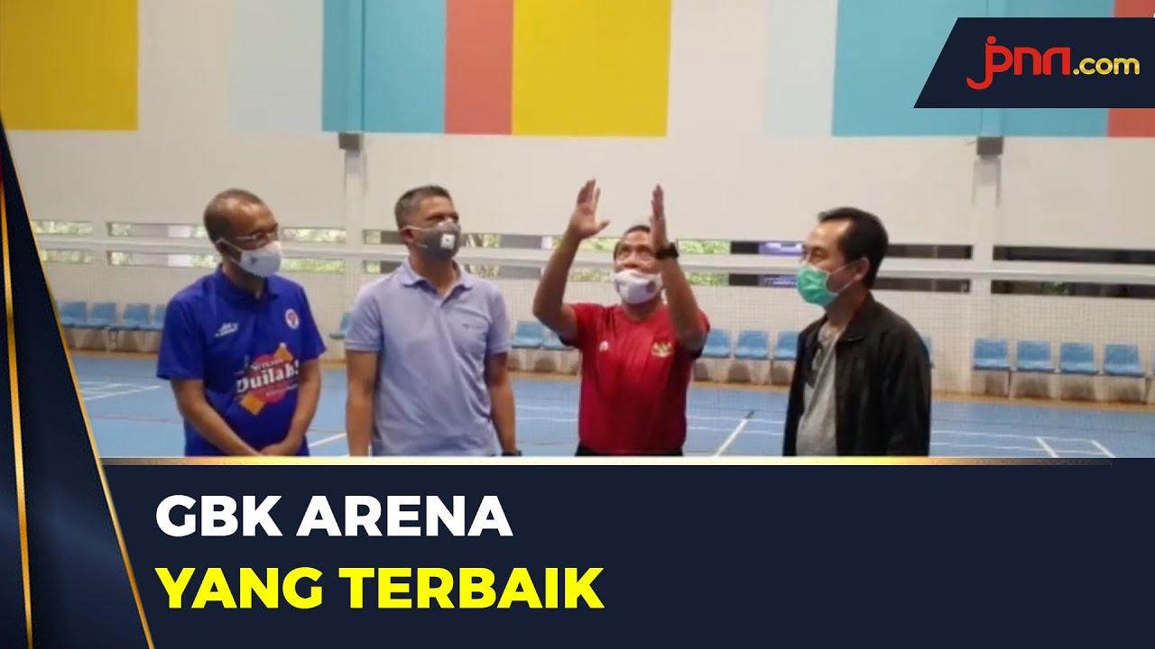 GBK Arena Diputuskan Jadi Kantor Pusat Sekretariat Piala ...