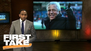 Robert Kraft Is The Real Owner of 'America's Team' | Final Take | First Take | February 6, 2017
