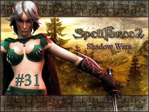 Прохождение SpellForce 2: Shadow Wars #31 (Финал)