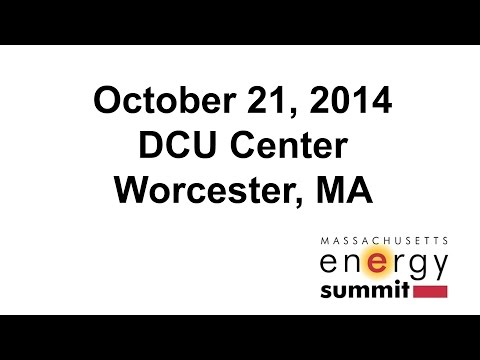 2014 Worcester Business Journal Energy Summit