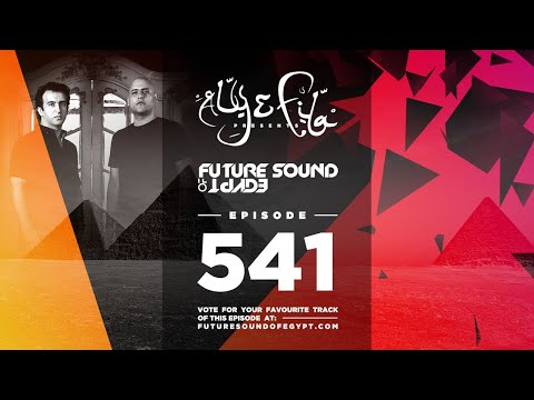 Future Sound of Egypt 541 with Aly & Fila