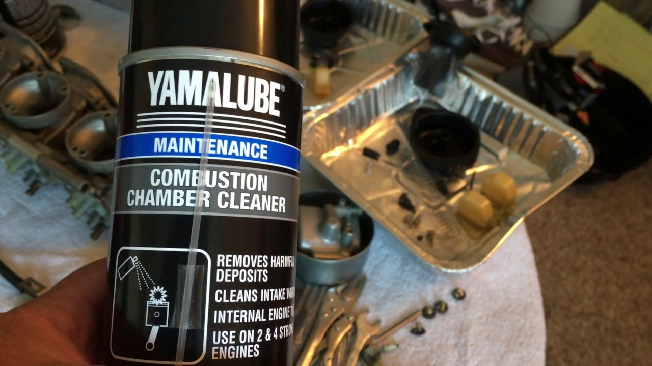 The best Carburetor cleaner for motorcycles!!!