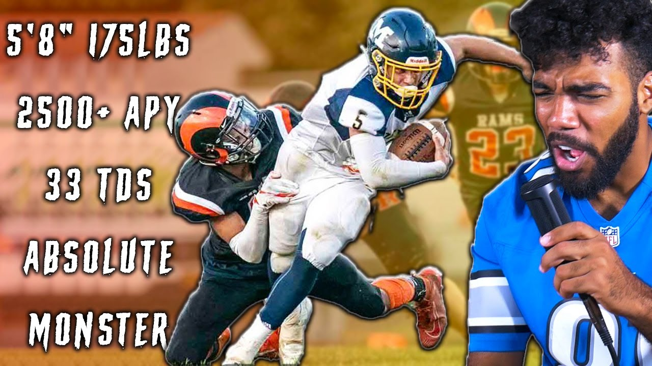 STOP Sleeping On SMALL Running Backs!! Dude A MONSTER!!! l Sharpe Sports