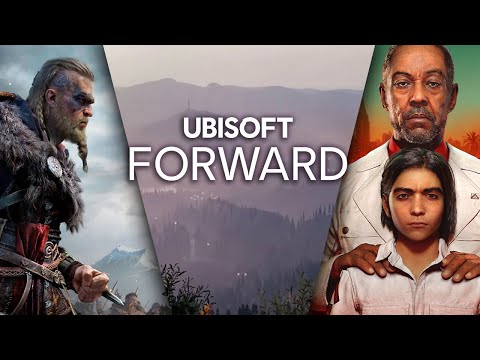 FULL Ubisoft Forward Reveal Event -  July 2020