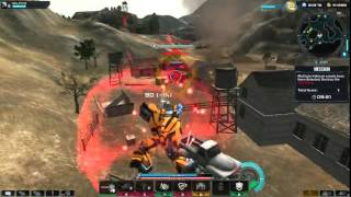 Transformers Universe Gameplay: Macro + Meltdown PvE High Grand