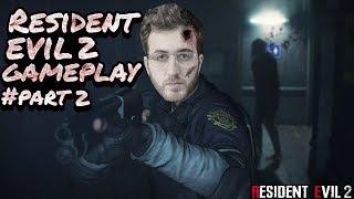 RESIDENT EVIL 2: Remake | Part#2