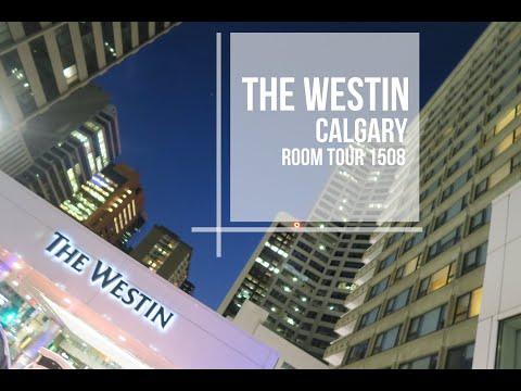 The Westin Calgary Hotel   Room Tour   Canada