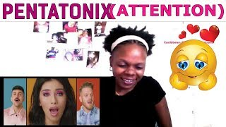 PENTATONIX - ATTENTION[OFFFICIAL VIDEO]  | REQUESTED REACTION !!!