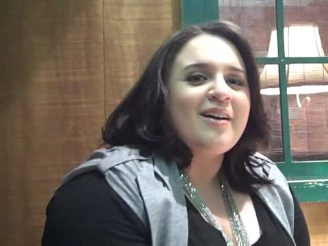 Nikki Blonsky talks about Huge
