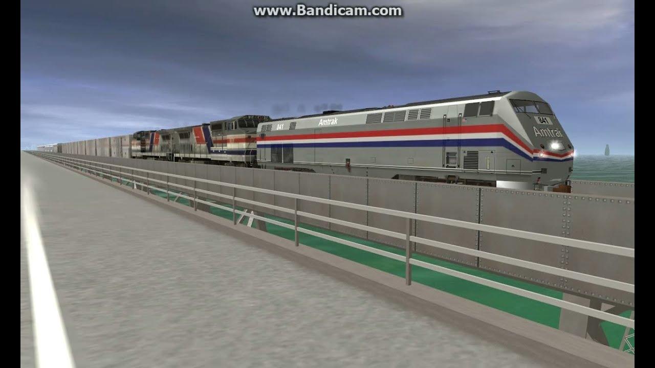 Trainz Amtrak P42 Related Keywords & Suggestions - Trainz
