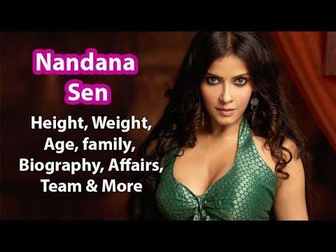 Nandana Sen Height, Weight, Figure, Age, Biography & Wiki